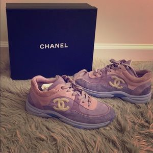 AUTHENTIC Chanel Sneakers!!!!